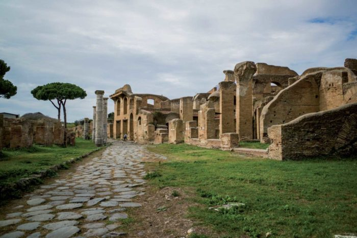 ANCIENT OSTIA PRIVATE TOUR