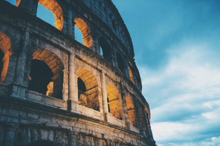 COLOSSEUM AND ROME OUT OF THE BEATEN PATH